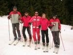 Malina ski school