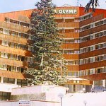 Olymp Hotel complex