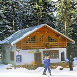 Sreburnata lisitsa Forestry Hut