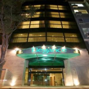 Elegance Hotel - Restaurant