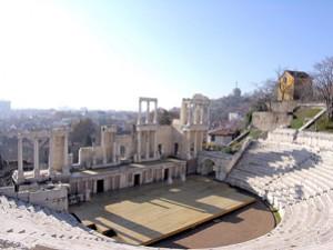 Ancient Theatre - Plovdiv
