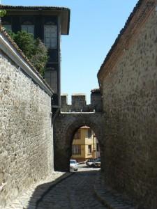 Hisar kapia (Eastern gate)